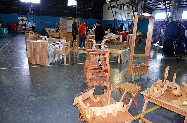 Se realizó una nueva edición de la Gran Feria Social de Tolhuin 2018