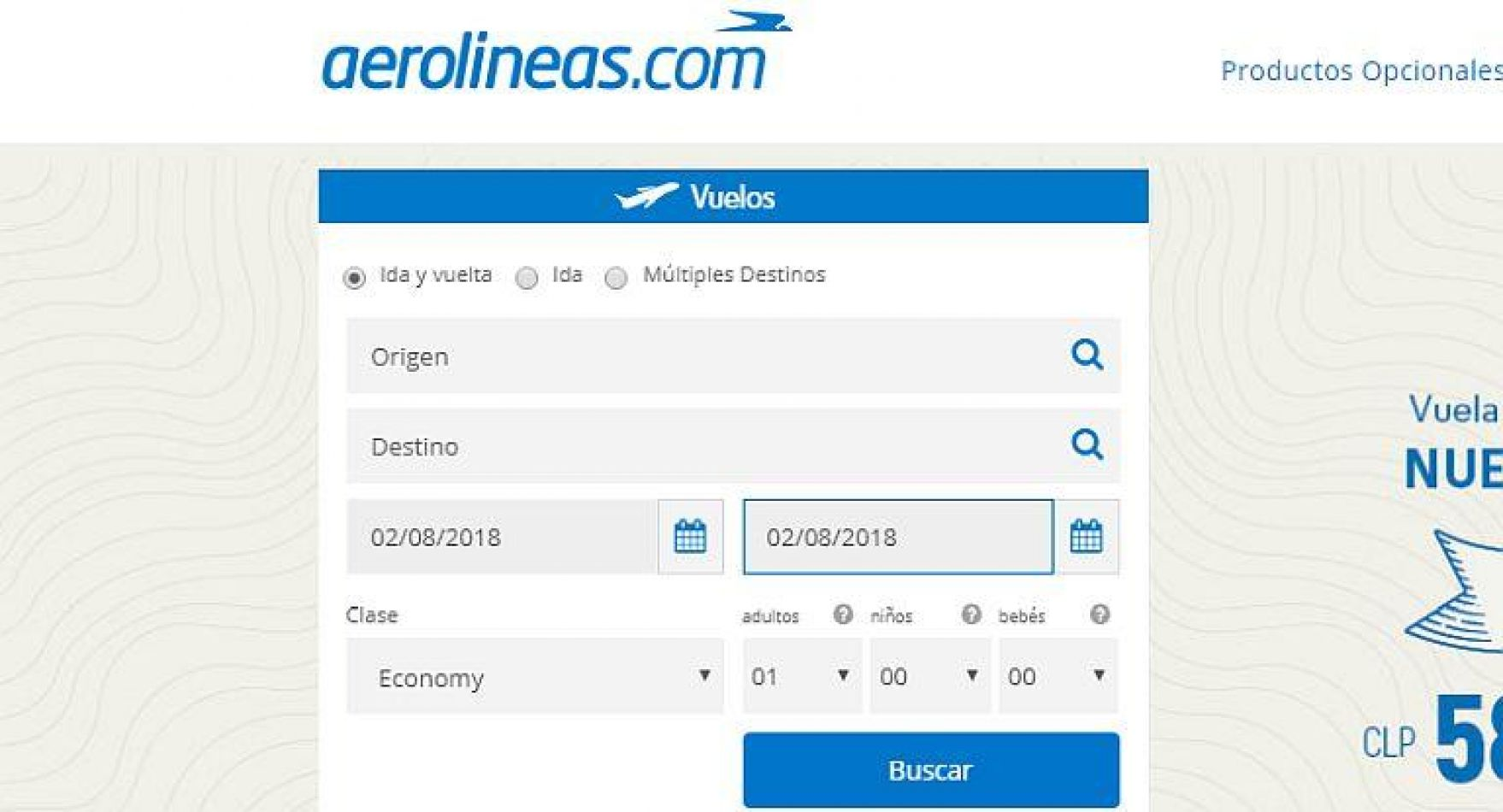 Venta récord de Aerolíneas Argentinas por descuentos