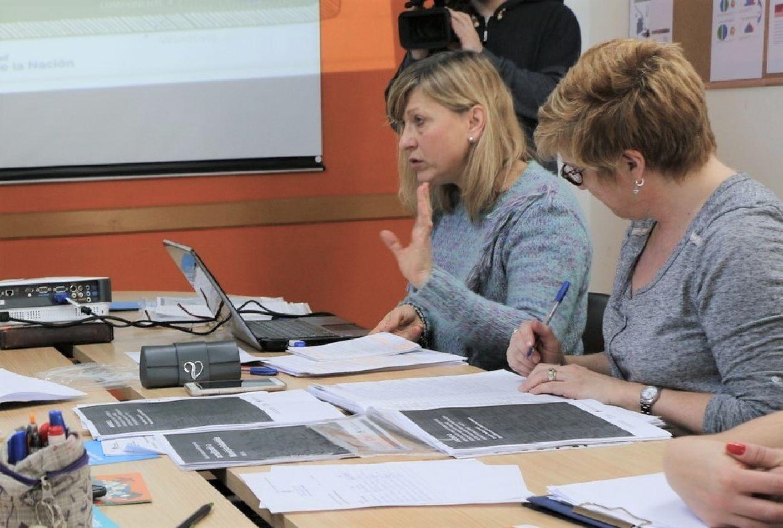 Licenciada Wanda Molina, referente Nacional del Programa de Municipios Saludables en la Patagonia