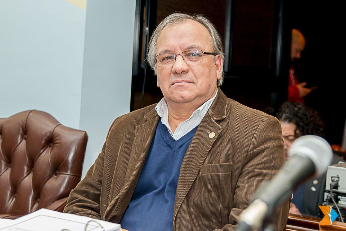 Legislador Ricardo Romano