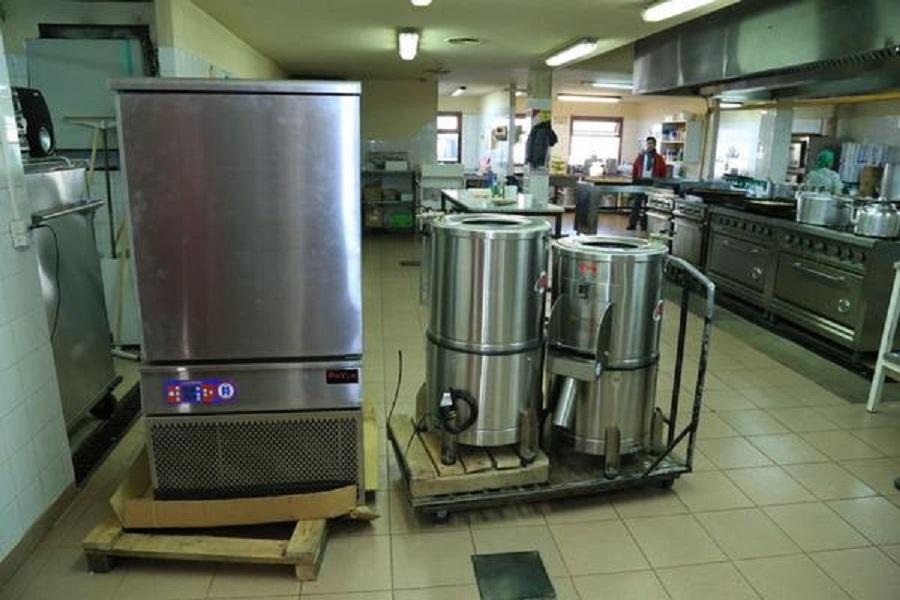 Nuevo equipamiento para el Hospital Regional de Río Grande