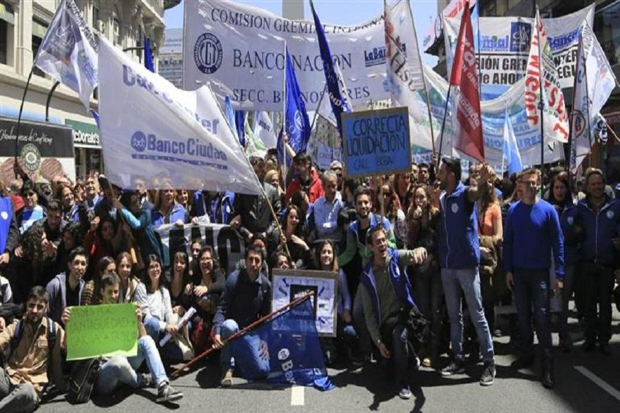 Bancarios: La negociación paritaria pasó a cuarto intermedio hasta el martes