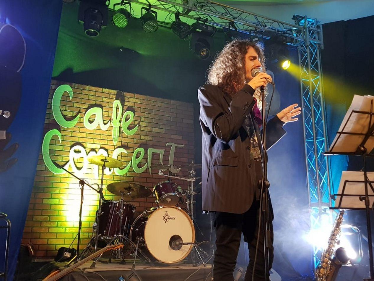 Café Concerte en el Cenrro Cultural Leandro N. Alem