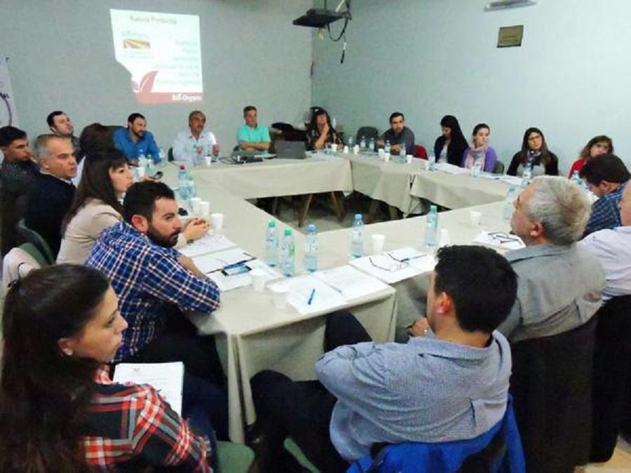 Se desarrolló con éxito la 2° reunión de la Mesa Provincial sobre Producción Orgánica