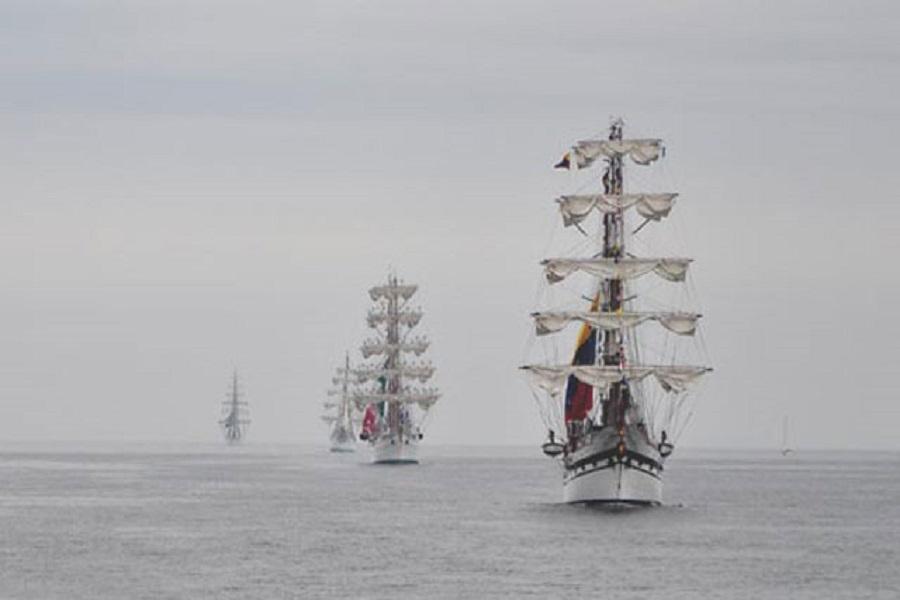 Tierra del Fuego se prepara para recibir la visita de siete grandes veleros