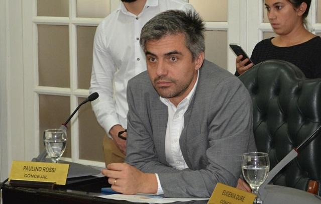 Rossi denunció al Gobierno por una campaña en su contra