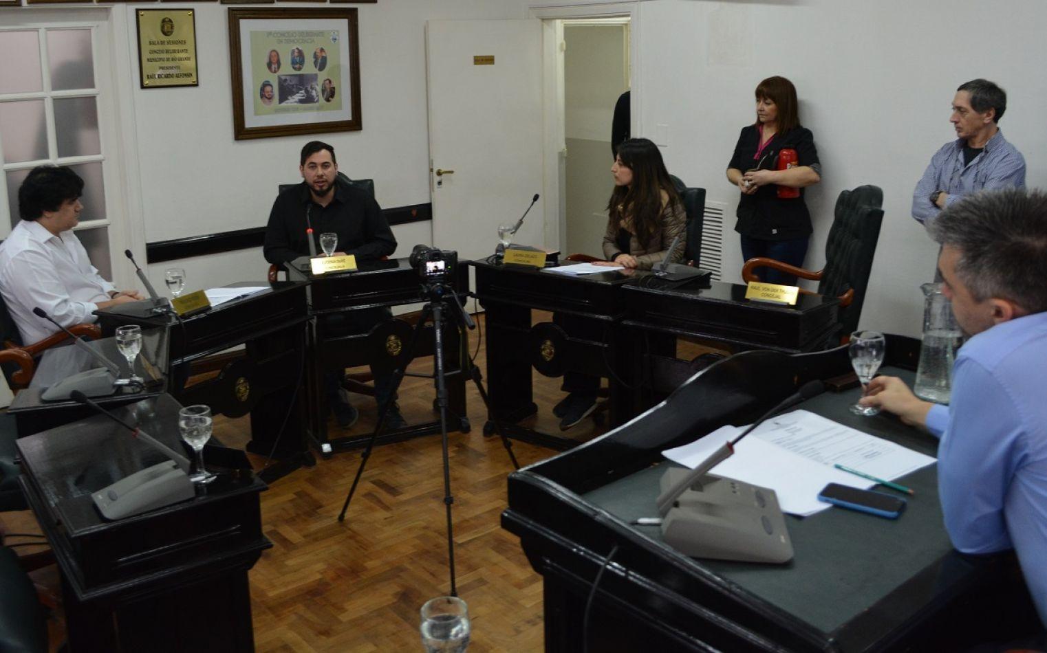 Concejo Deliberante de Río Grande.