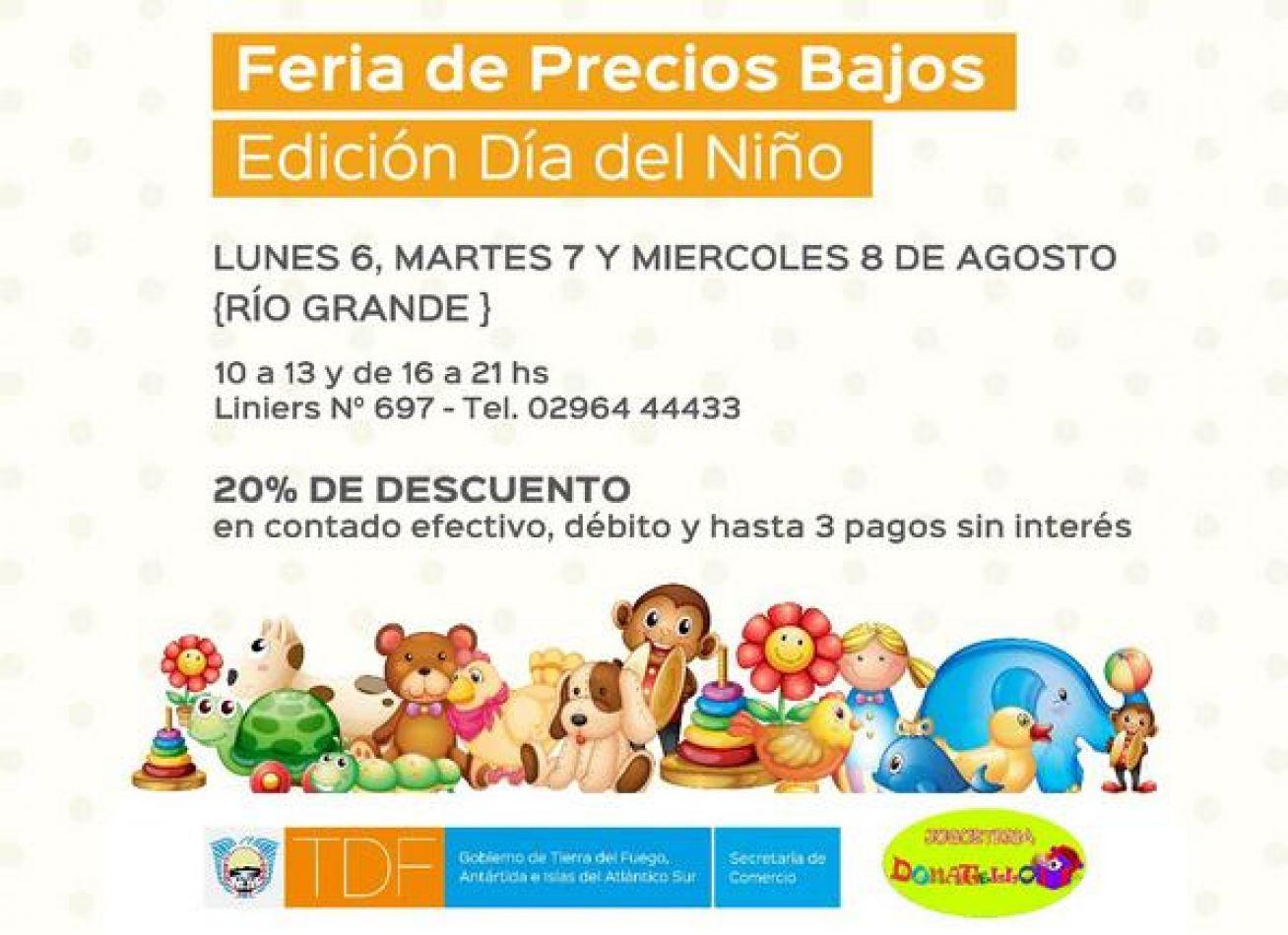 Edición Feria Día del Niño