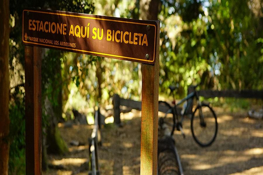 Proponen recorrer en bicicleta los Parques Nacionales