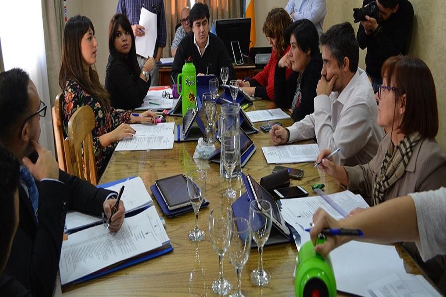 Concejo de Río Grande: Se realizó la reunión de Labor Parlamentaria