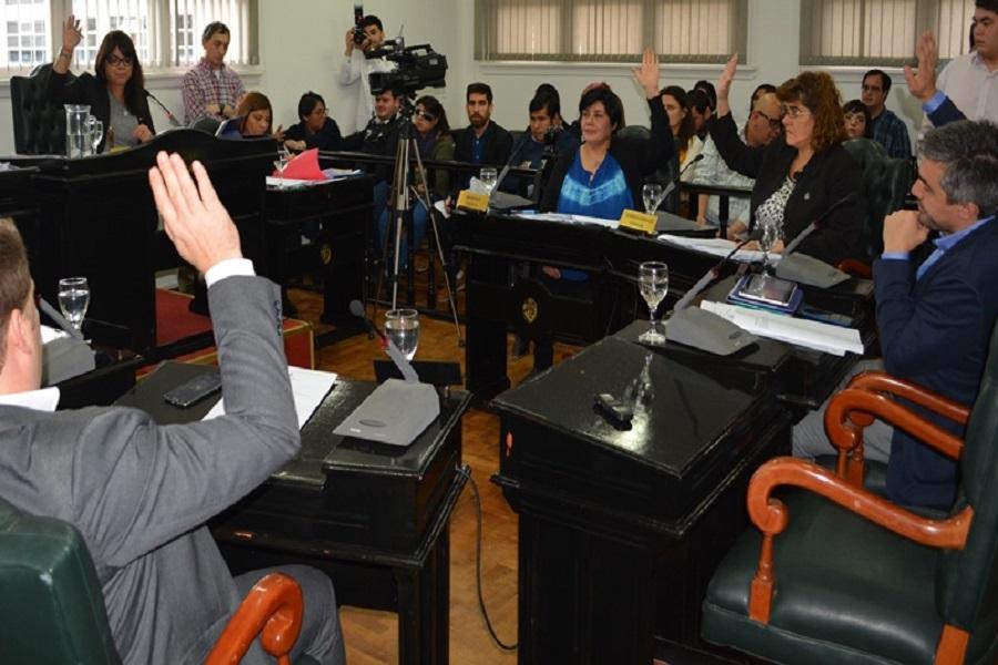 Se realizaron la III Sesión Ordinaria: Concejales trataron las distintas propuestas de los diferentes bloques
