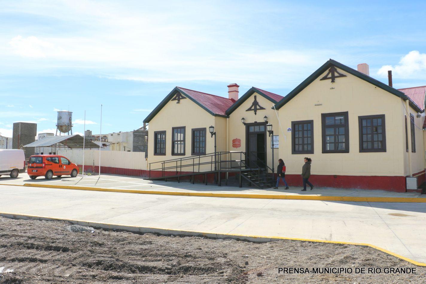 Casa Municipal Margen Sur