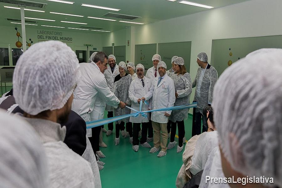 Salud: Inauguran el Laboratorio del Fin Del Mundo