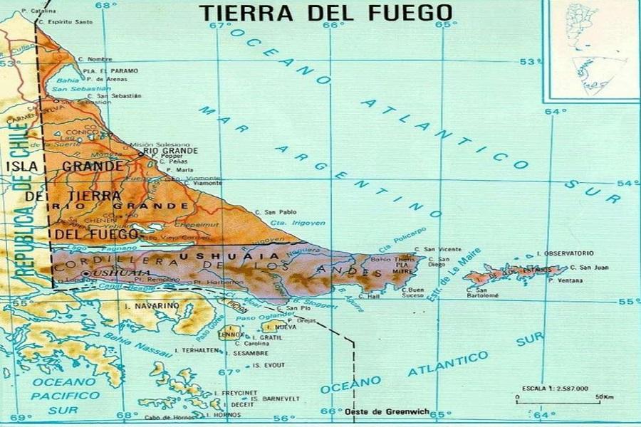 Tierra del Fuego: A 28 años del debate por la nueva provincia argentina