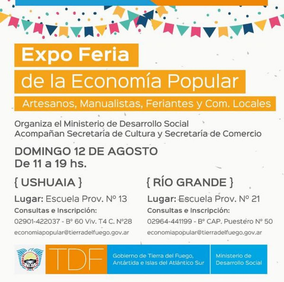 Expo Feria de la Economía