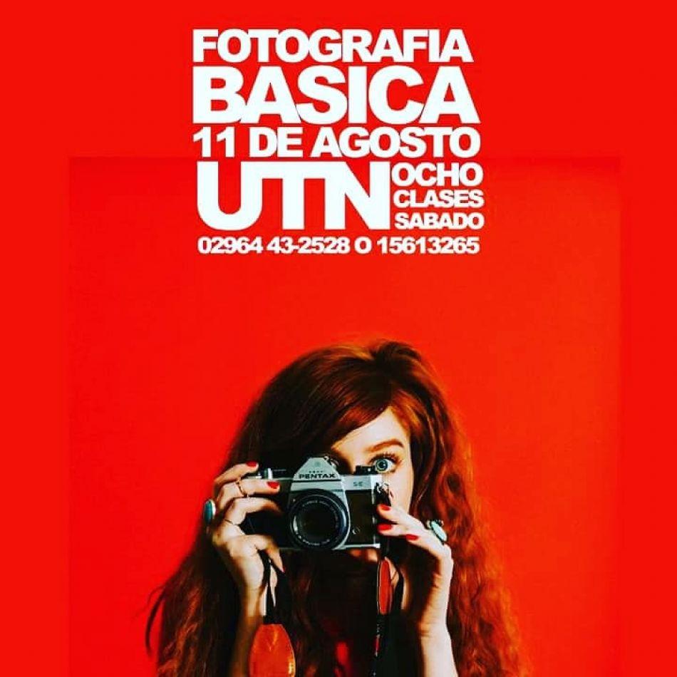 Curso Avanzado de Fotografía