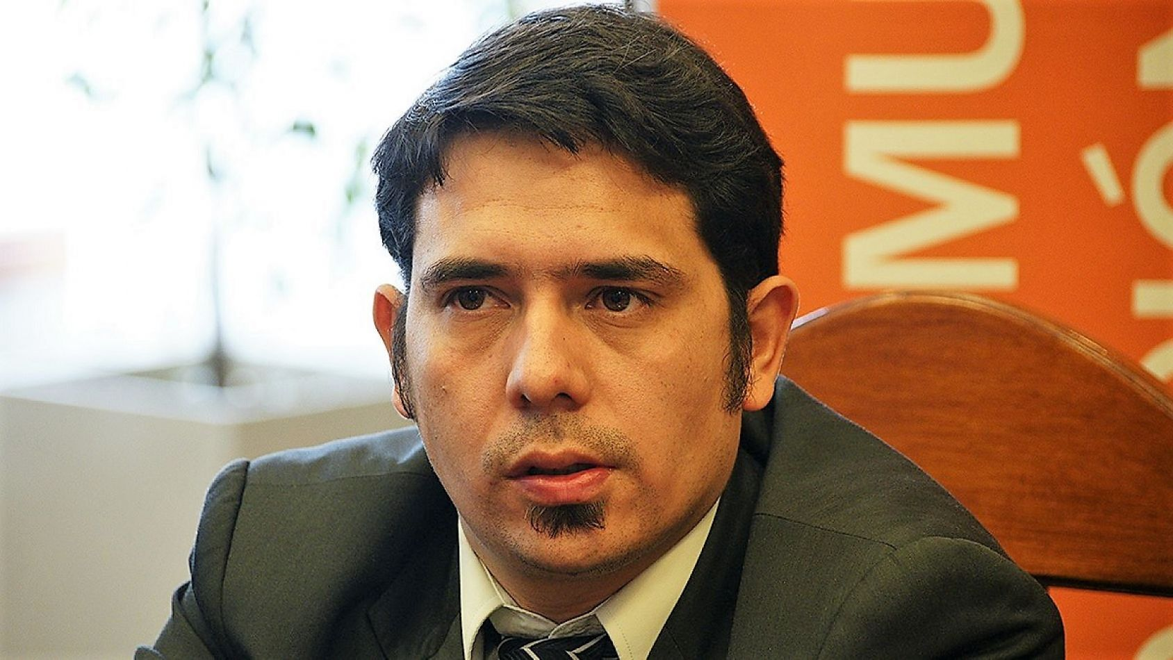 Federico Runín. (Foto: Christian Bisso).