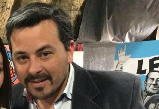 Matías Rodríguez, concejal de Tolhuin