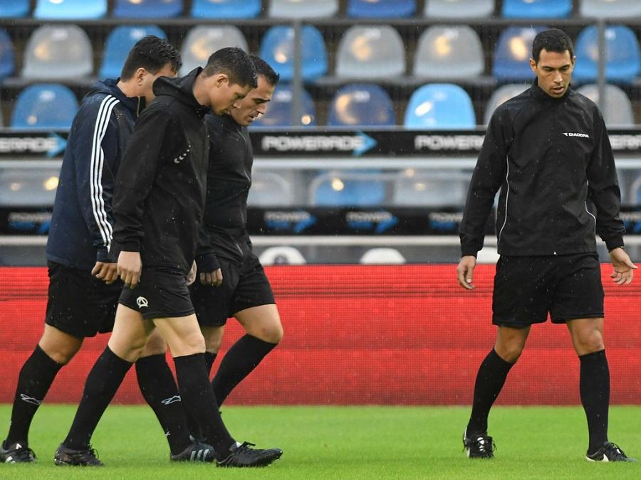 Se suspendió el partido entre Gimnasia y Boca