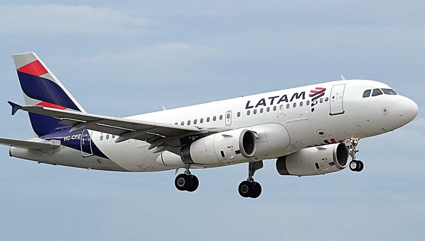 Latam está a punto de unir Brasil con Malvinas.