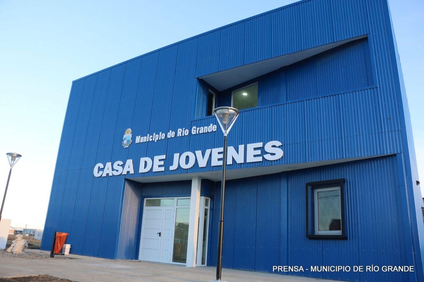 Casa de Jóvenes de la ciudad de Río Grande