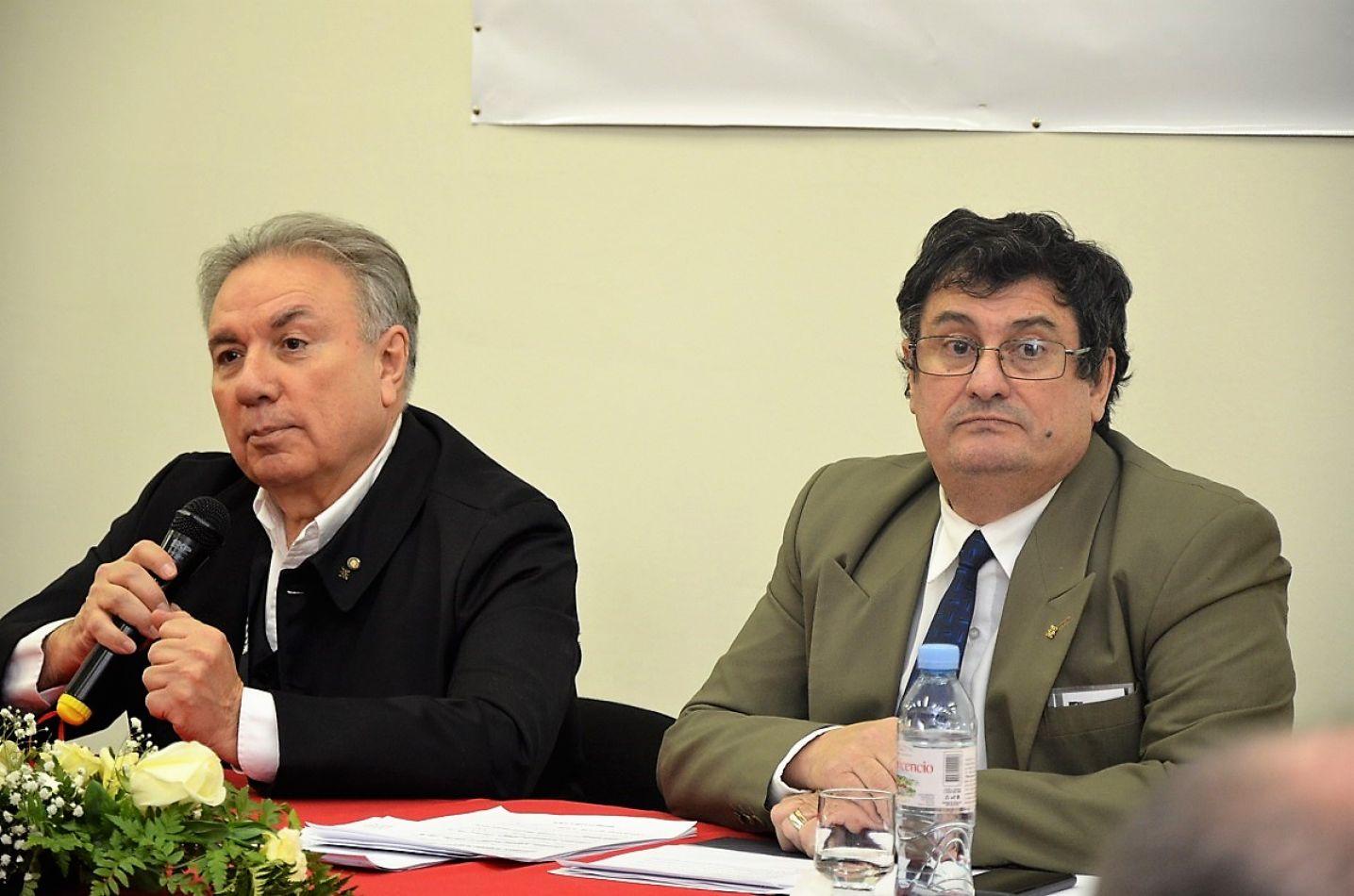 Los Ingenieros Ferreyra y Alvarez continuarán frente a la UTN