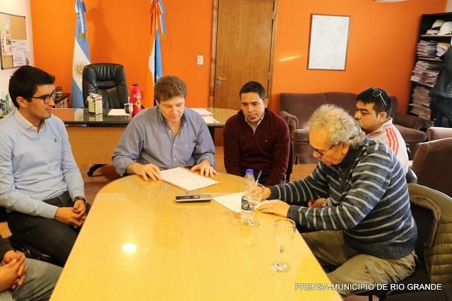 Municipio: Sitos también firmó el acuerdo de recomposición salarial