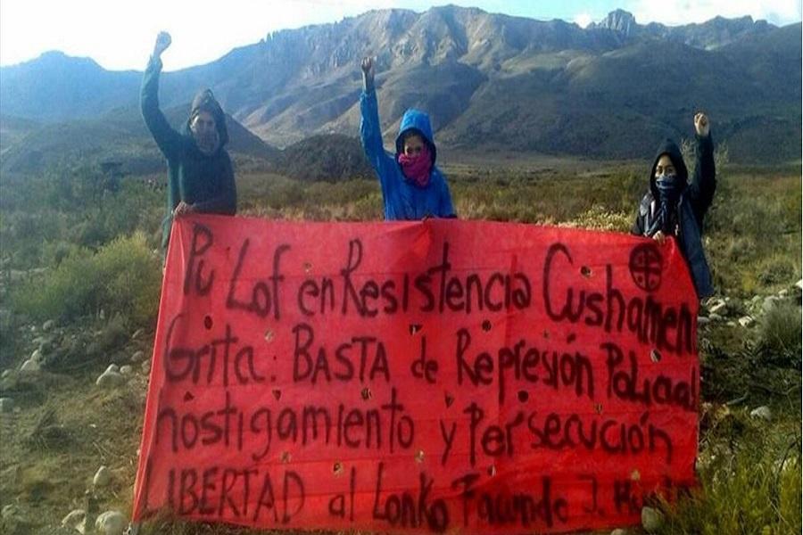 Incendiaron un puesto mapuche en Cushamen