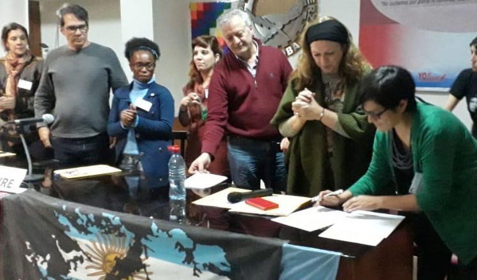 El municipio firmó un convenio con UNMEP