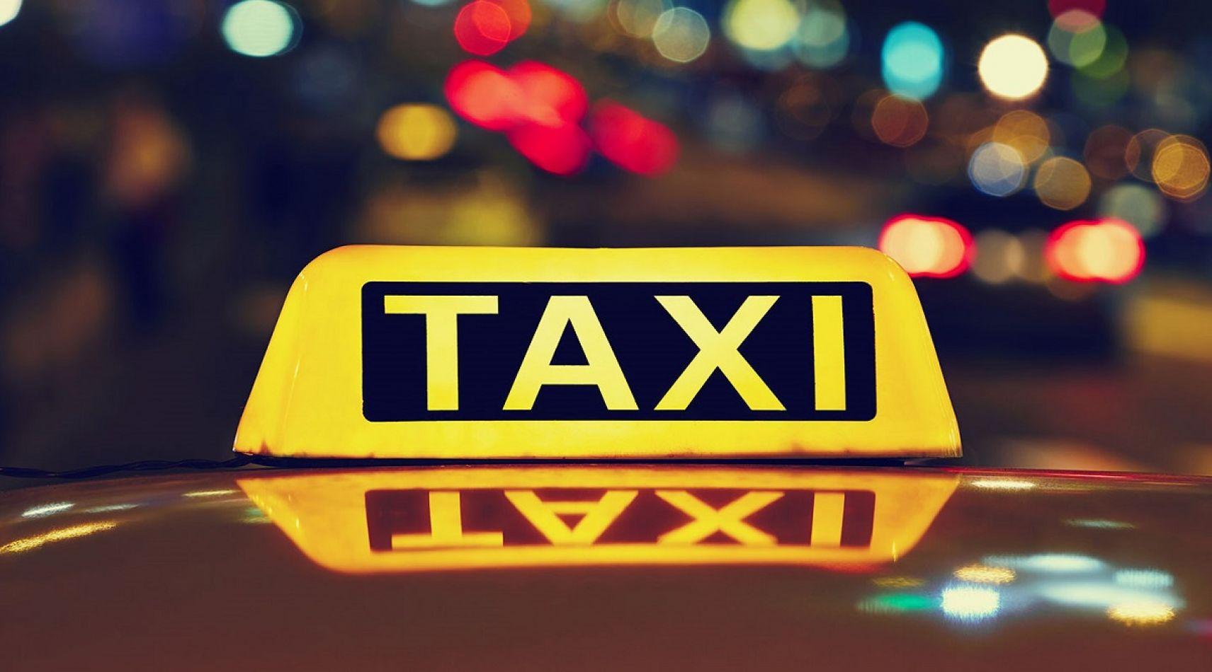 Concejales analizan incorporar sistemas de seguridad en taxis