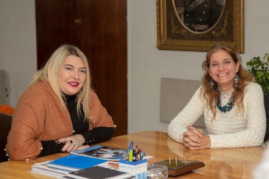Se firmó convenio para abordar tema Antártico con estudiantes secundarios
