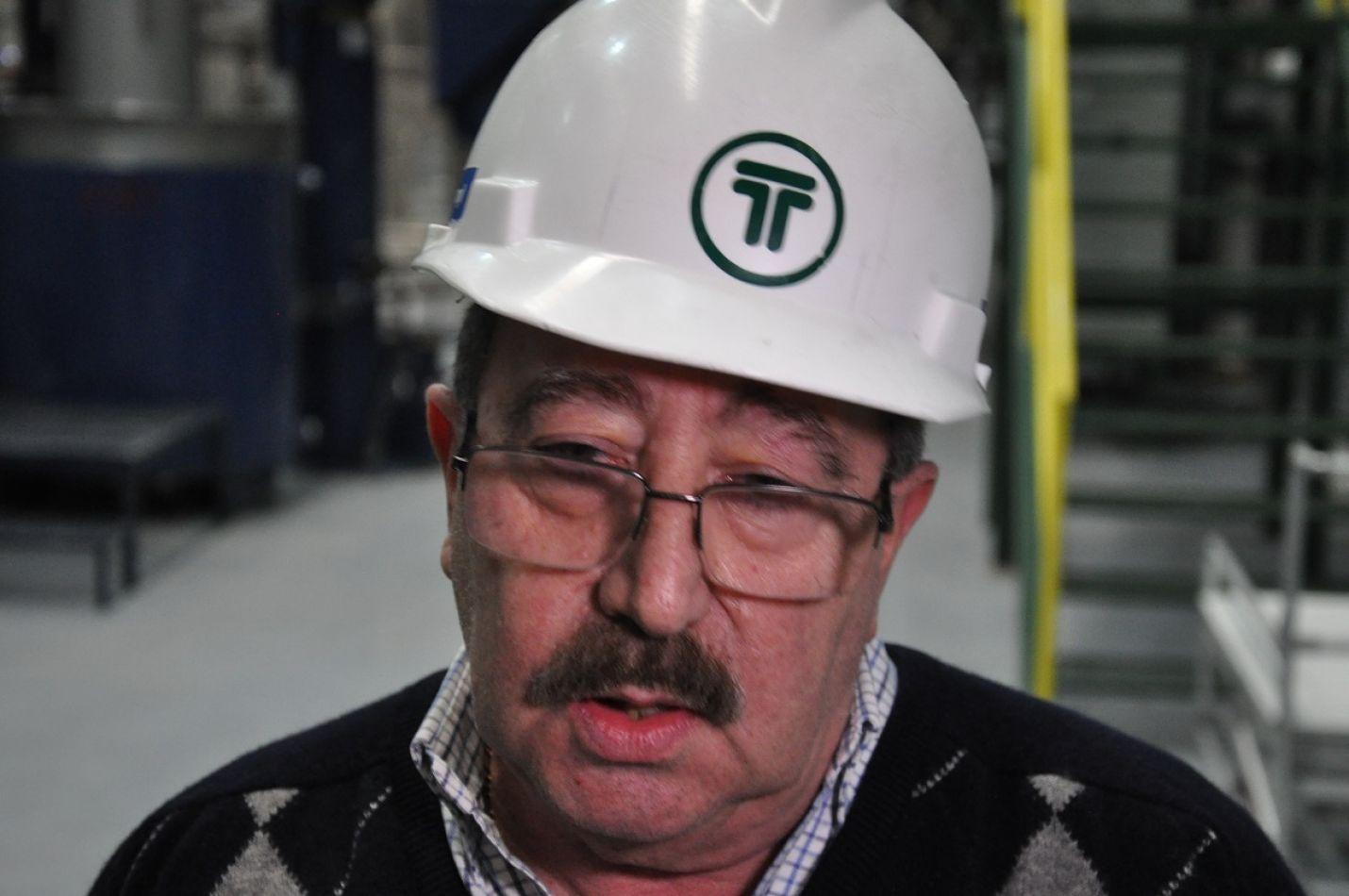 El gerente de Tecnomyl Enrique Schoua, describió la situación de la 19640.