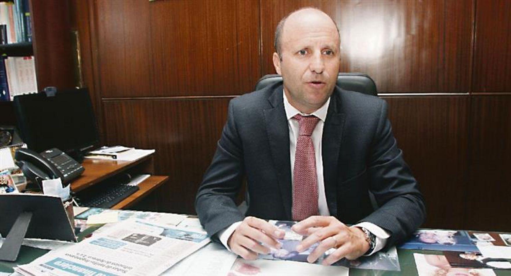 El camarista Mariano Borinsky, a cargo del equipo que trabajó para la redacción del nuevo Código Penal