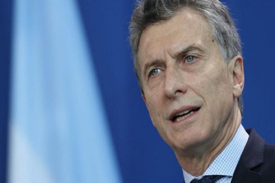 Macri anunció que le pedirá apoyo financiero al FMI