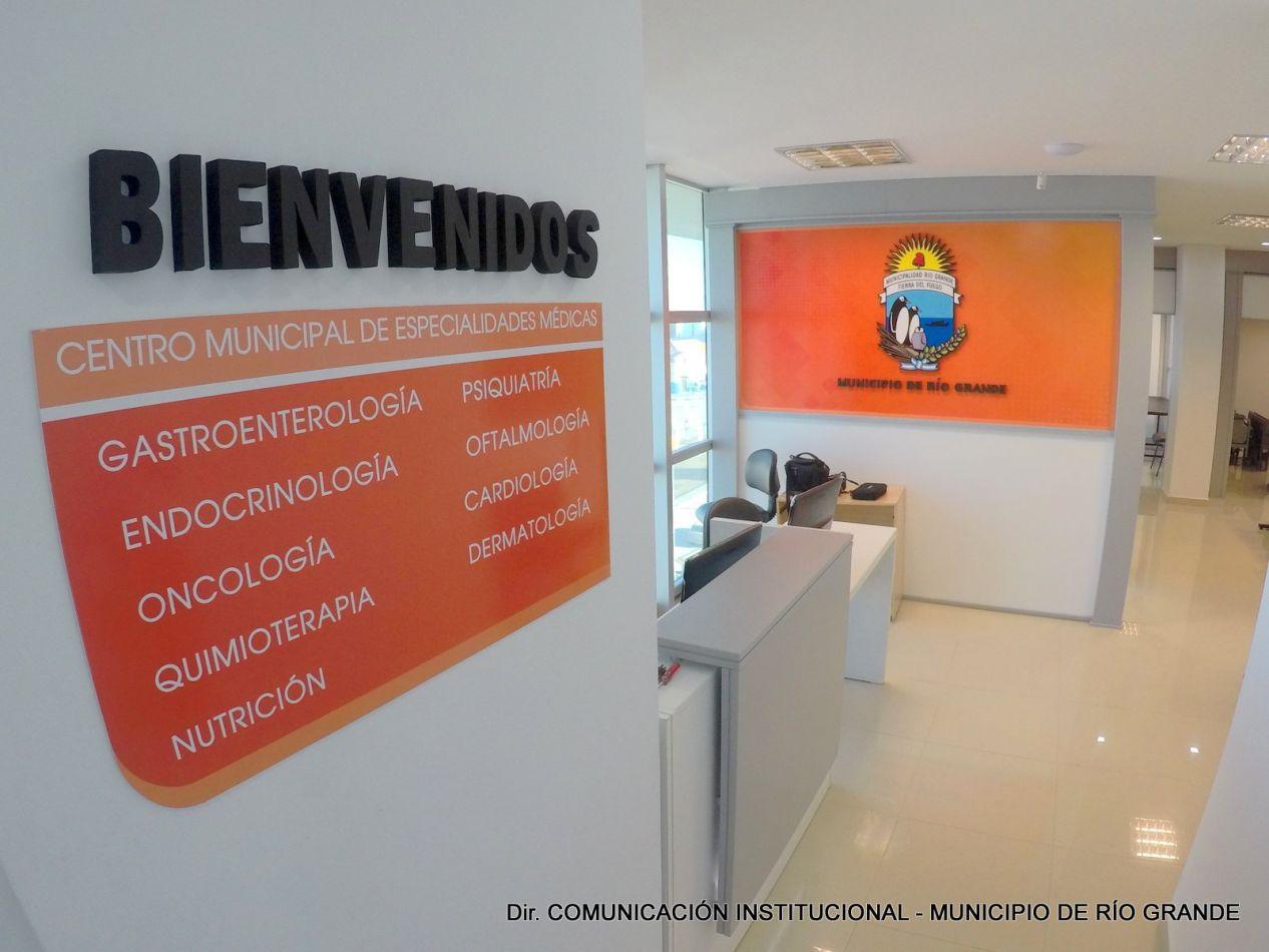 Centro Municipal de Especialidades Médicas