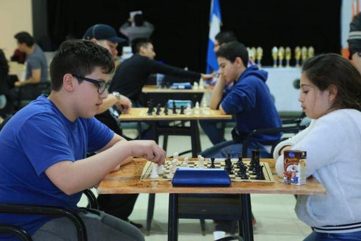 Torneo de Ajedrez por el 25 aniversario del IPRA