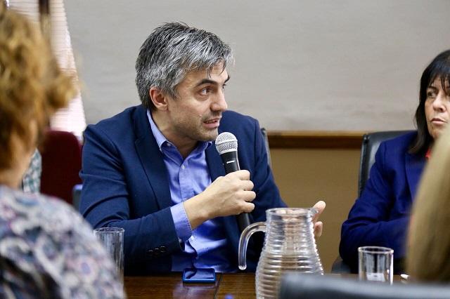 El concejal Rossi participó del debate sobre la reforma electoral