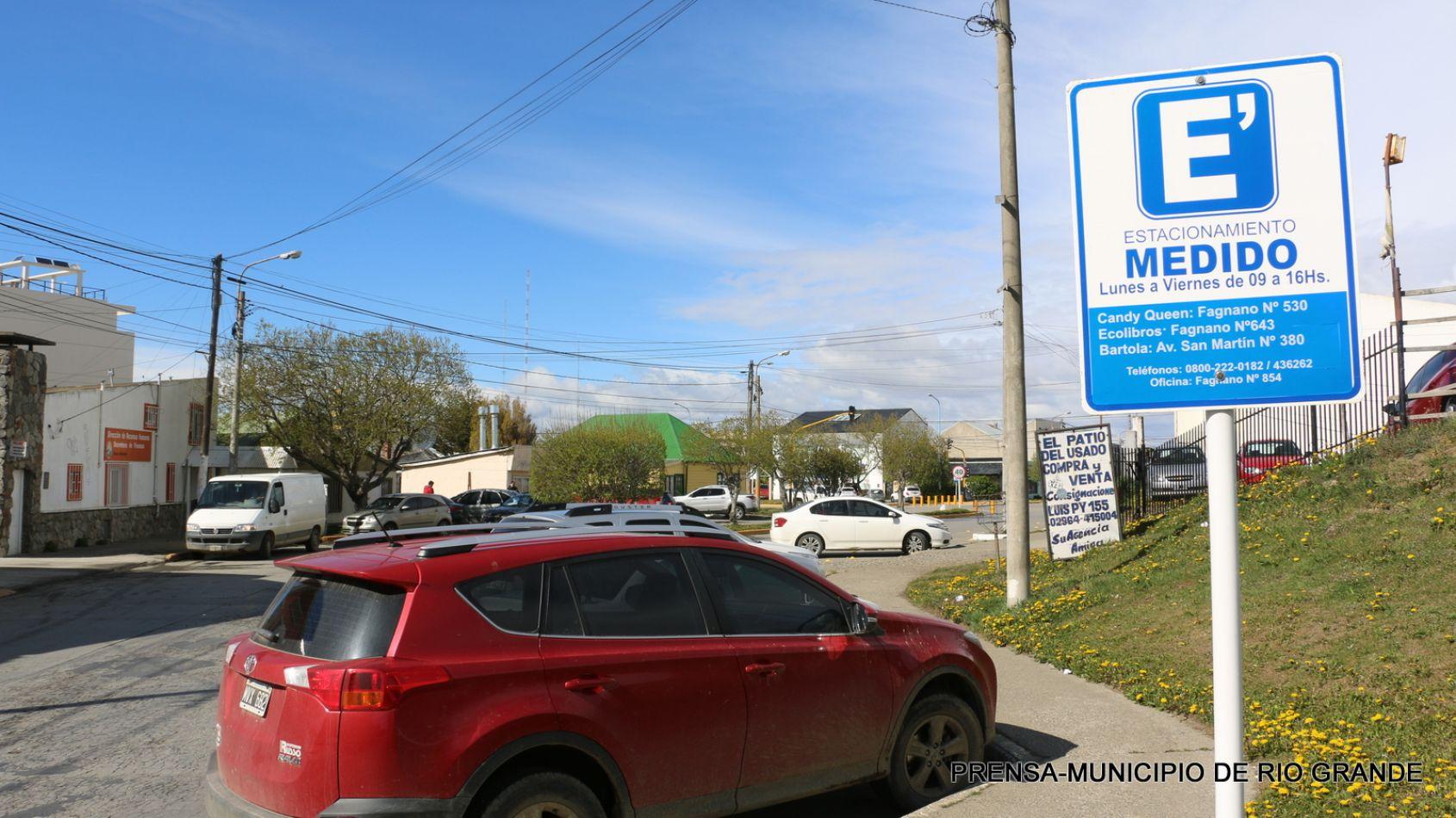 El municipio implementa el abono mensual de la tarifa de estacionamiento medido