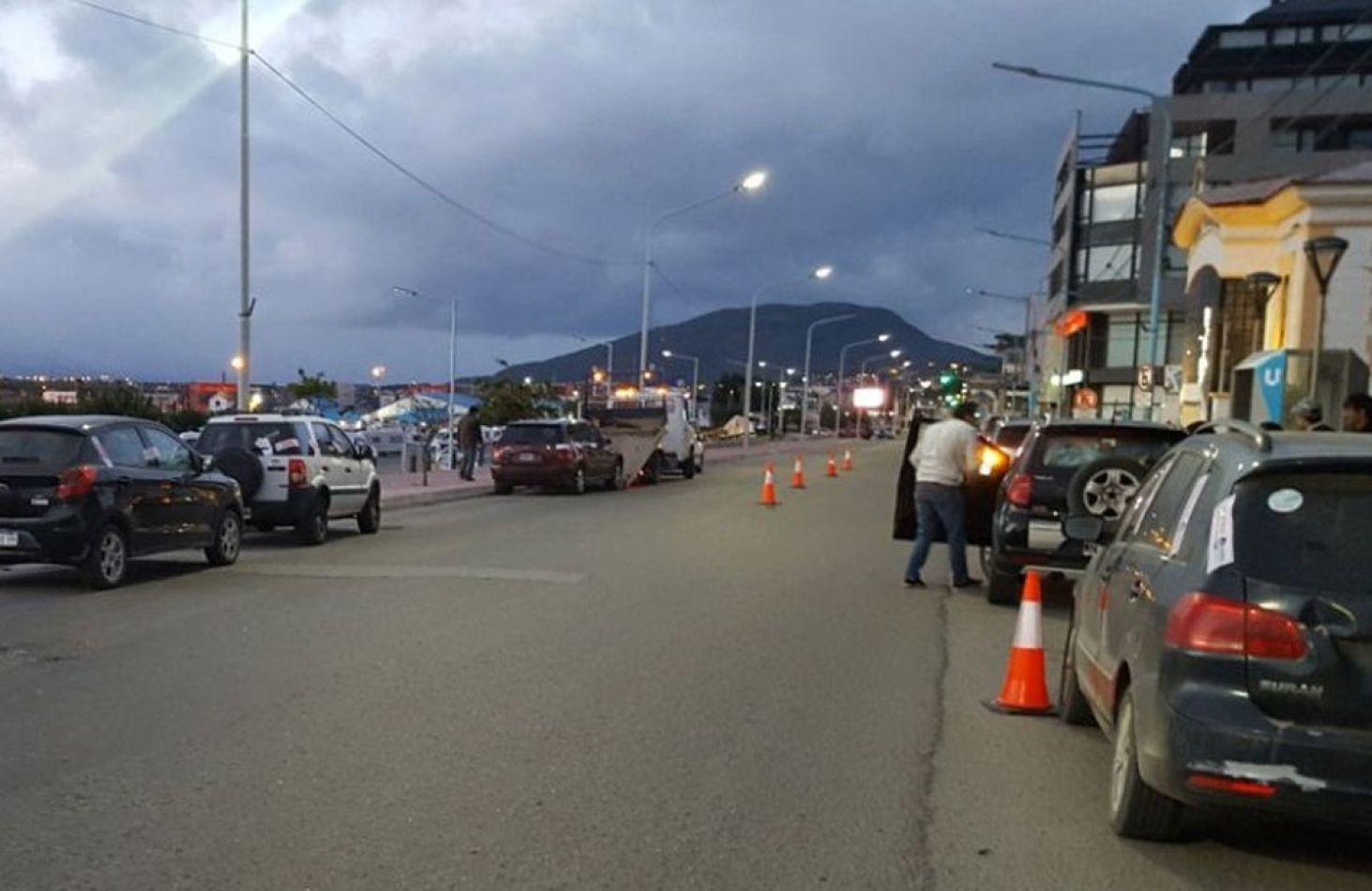 Alarma la cantidad de infracciones de Tránsito en Ushuaia