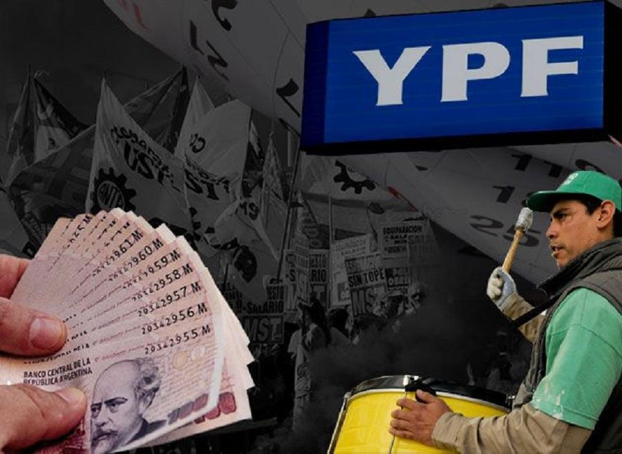 Neuquén : Gremio petrolero denuncia 1.000 despidos de YPF