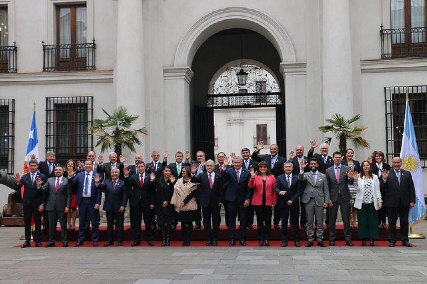 VII Reunión de Gobernadores Argentinos e Intendentes Chilenos de la Frontera Común
