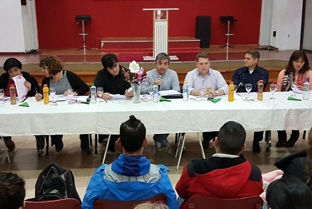 Concejales realizaron una reunión de comisión en la Margen Sur