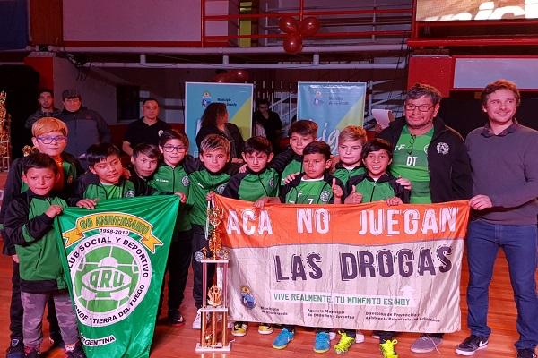 La Agencia de Deportes y Juventud lanzó las Ligas Deportivas Municipales