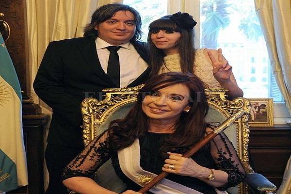 Procesaron a Cristina, Máximo y Florencia Kirchner