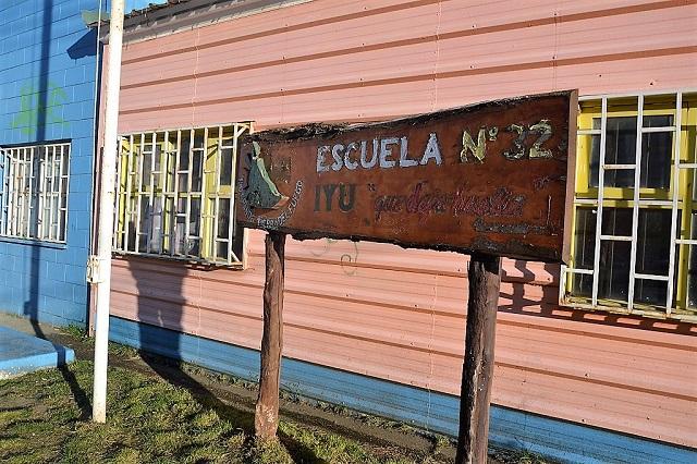 Lunes 14: La Escuela N°32 permaneció sin clases durante toda la jornada