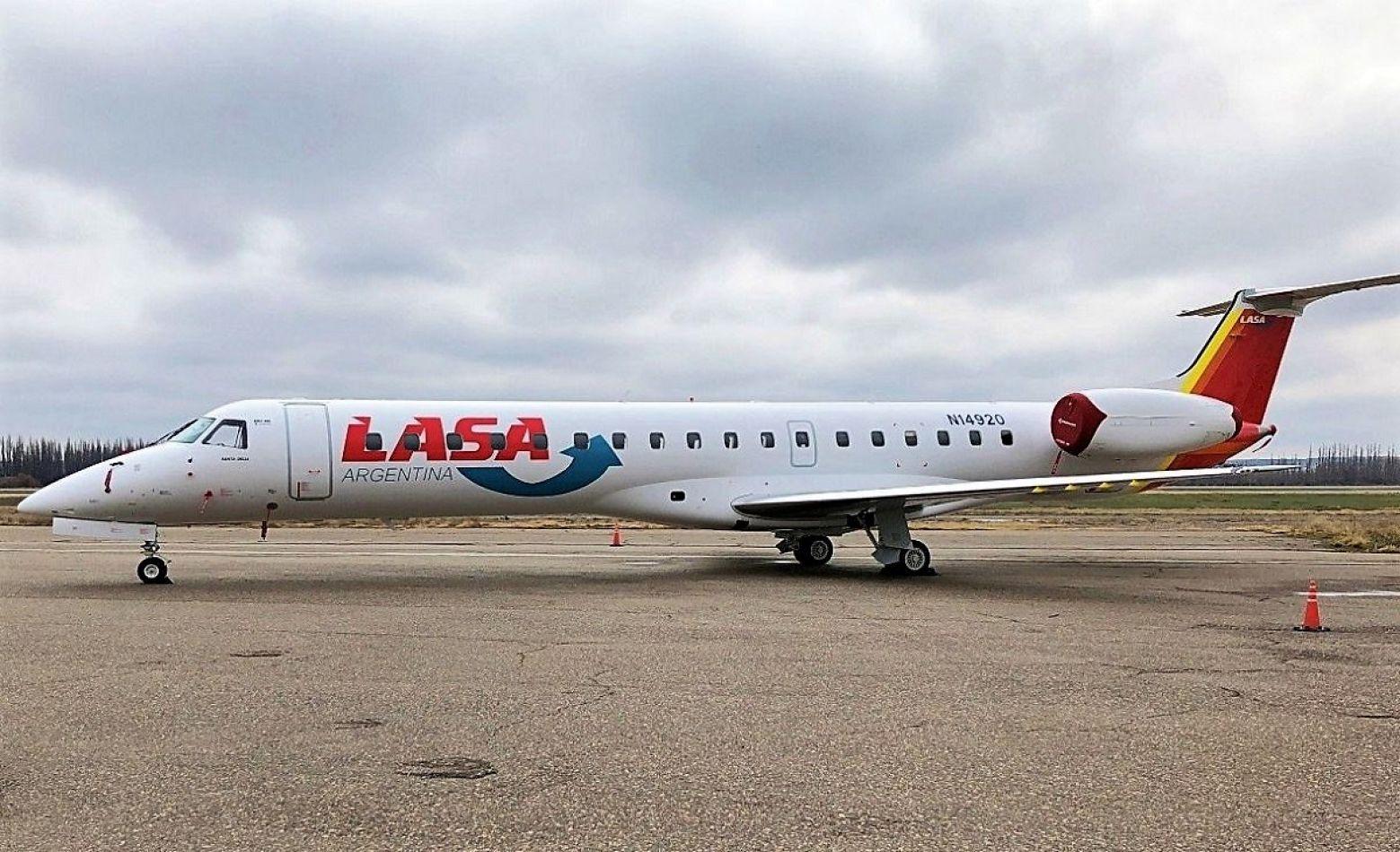 Nueva opción de vuelos para Río Grande.
