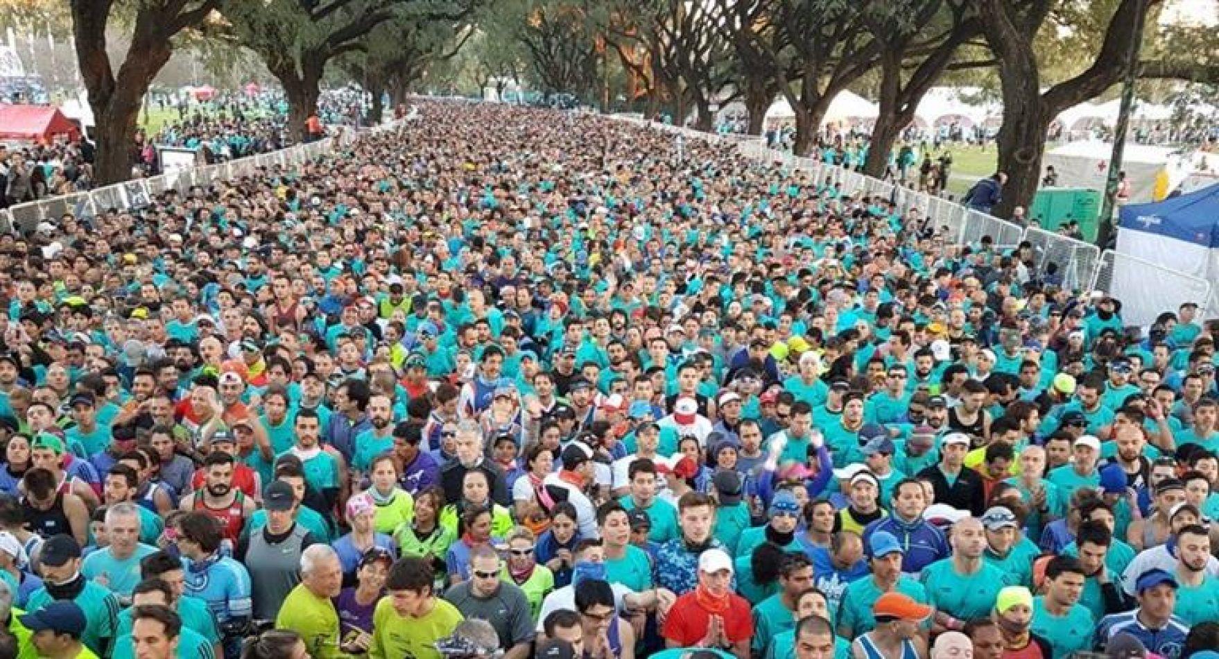 Murió un hombre de 55 años que participó de la media maratón de Buenos Aires