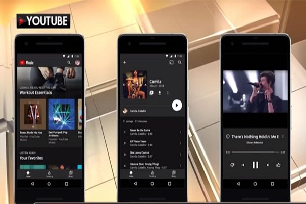 Competencia para Spotify: Cómo será el streaming con audio y videos de YouTube