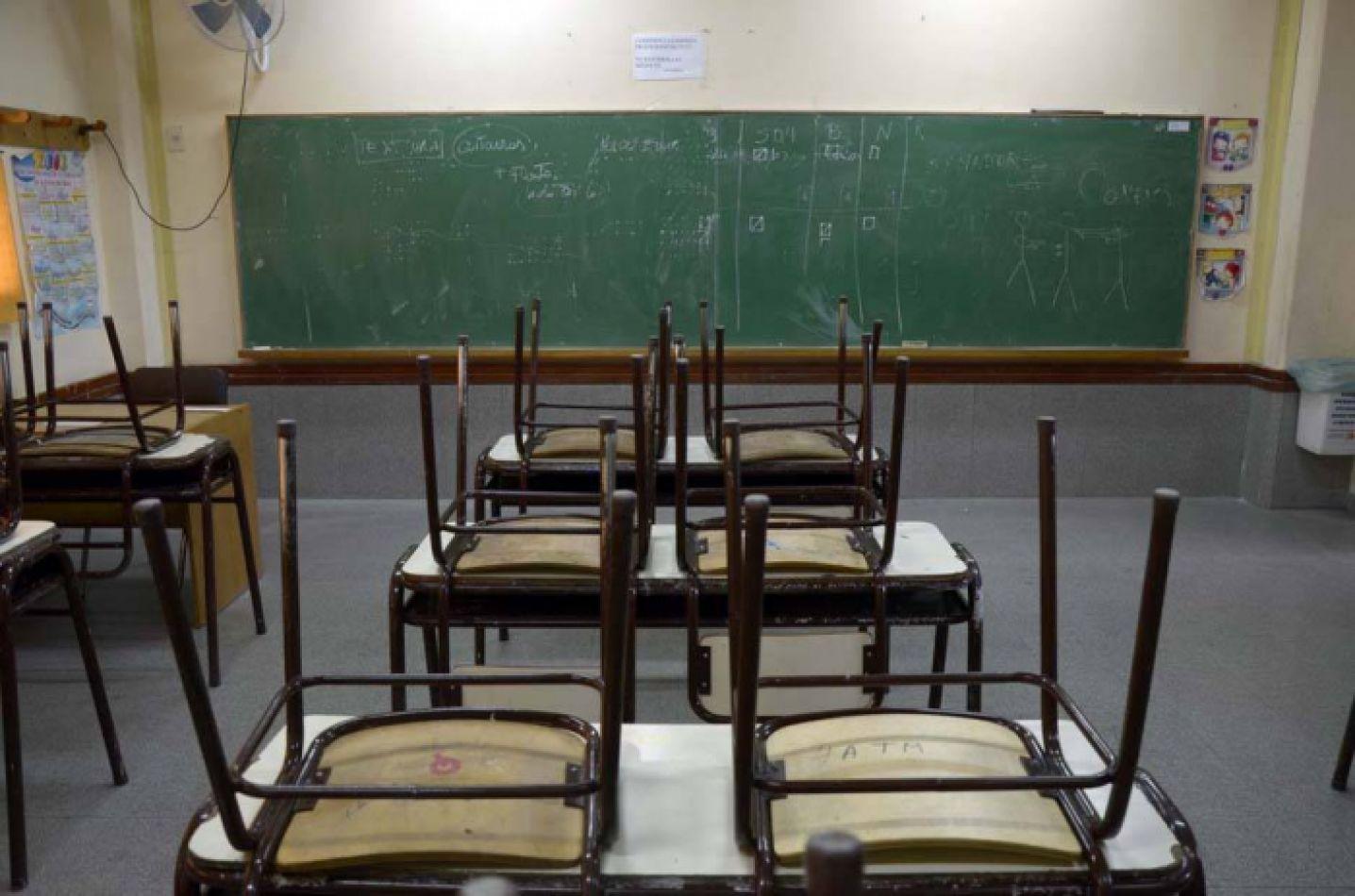 El Ministerio de Educación inciará investigación a la vicedirectora de la escuela 34