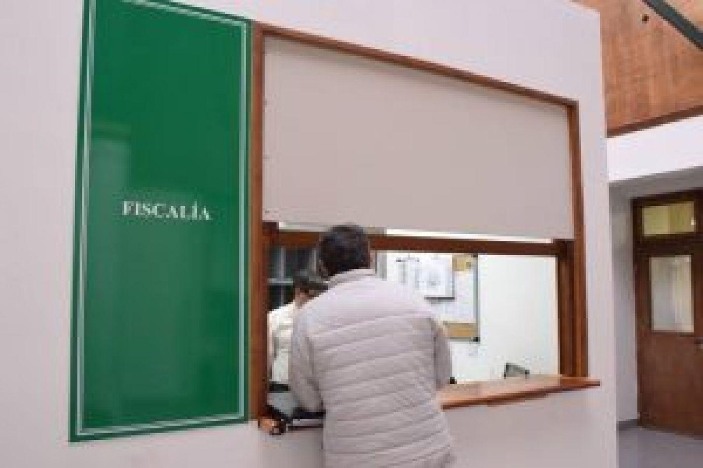 Investigan la comisión de varios delitos tras el incendio de una vivienda en Ushuaia